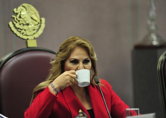 Bancada panista denunciará a presidenta del Congreso de Veracruz