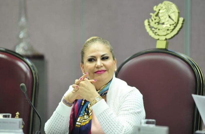 Congreso analiza sanción a Duarte por intervenir en elección
