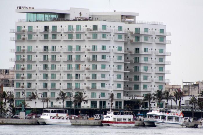 Incrementa ocupación hotelera al 84% este domingo: Grappa
