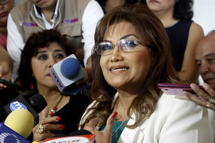 Faltó contundencia al rectorado de Sara Ladrón: Rocío Ojeda