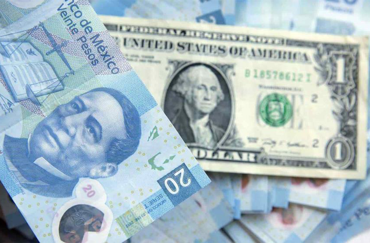 Esta mañana, dolar supera la barrera de los 24 pesos