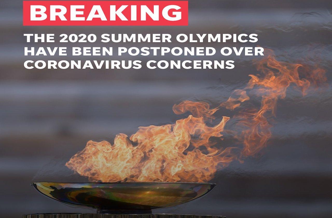 Juegos Olímpicos, suspendidos hasta 2021 por coronavirus