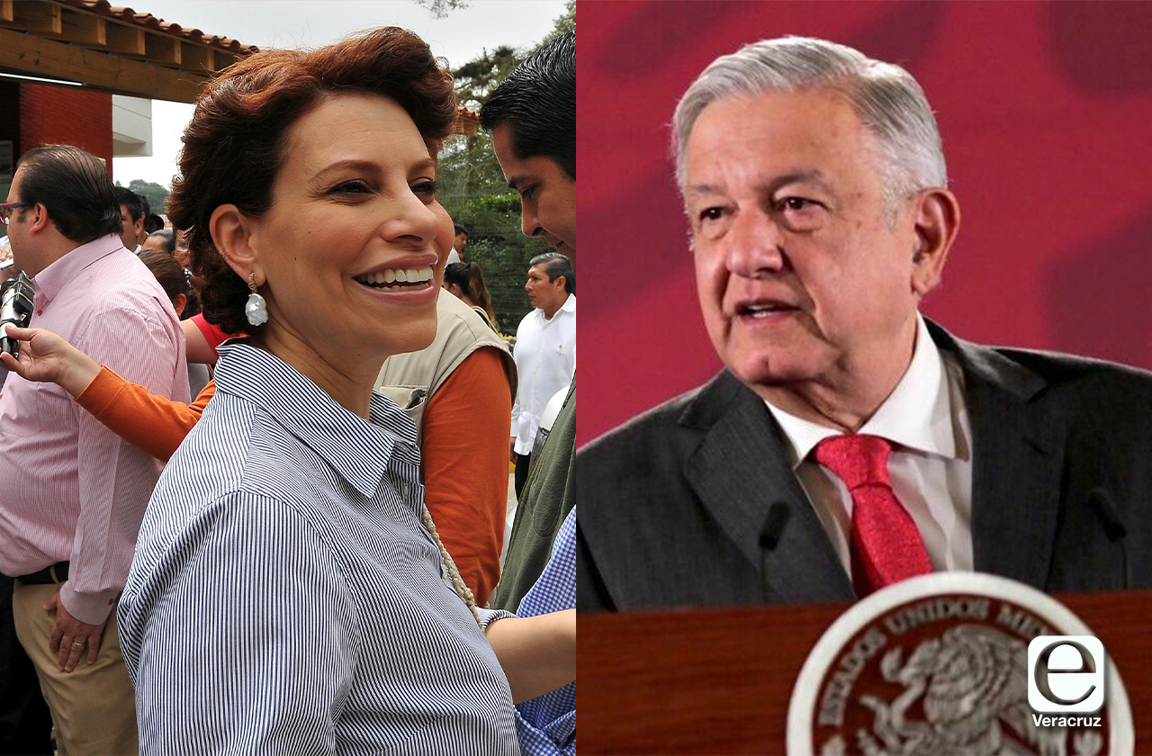 "En caso Karime Macías, AMLO afirma que ""no servirá de tapadera"""