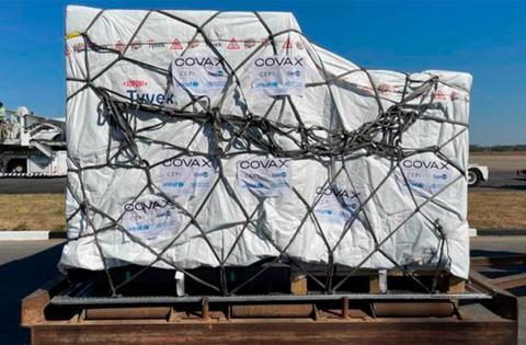 OMS distribuirá 110 millones de dosis chinas por medio de COVAX