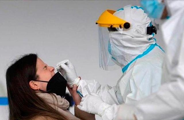 OMS registra día más bajo en contagios covid en los últimos 6 meses