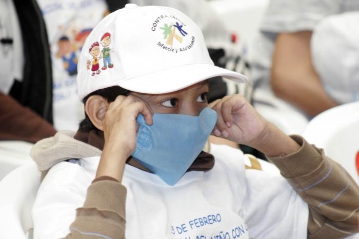 Área de oncología pediátrica en el Hospital General de Veracruz, no cuenta con tratamiento básico