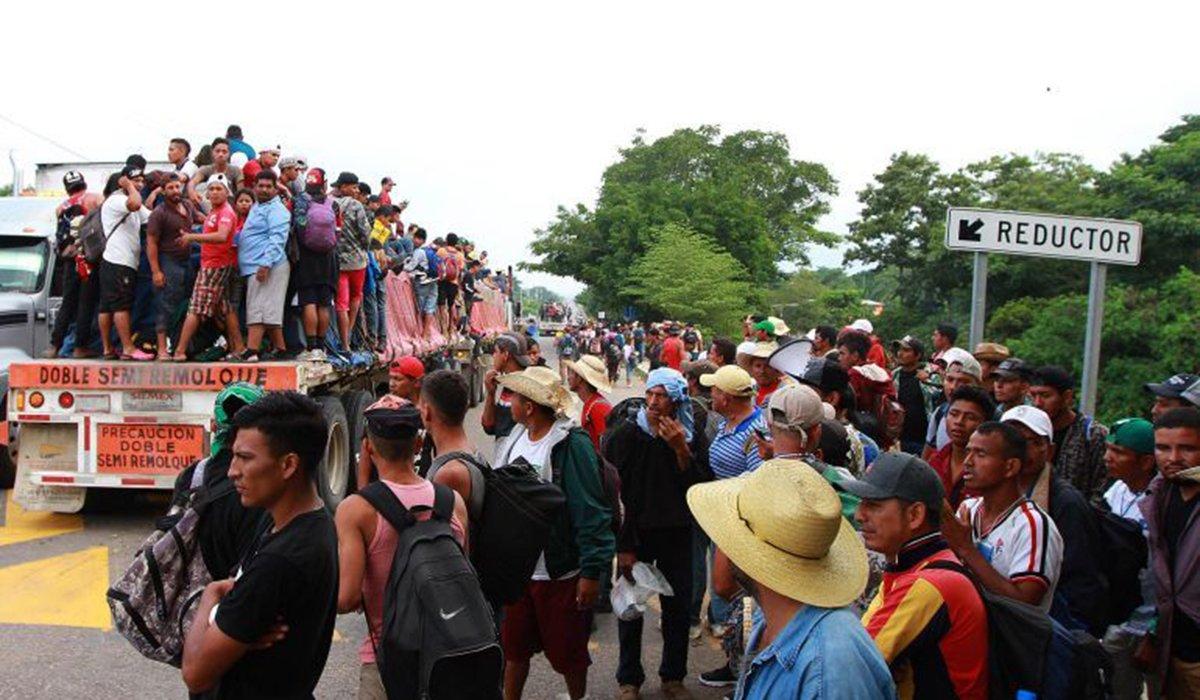 ONU-DH y organizaciones culpan a Yunes de dispersar Caravana