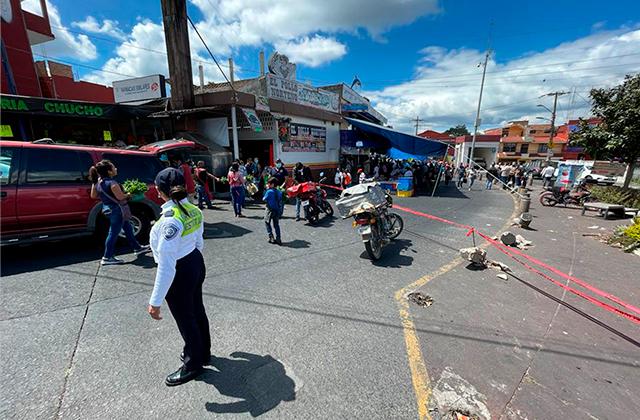 Jueves y viernes cierran calles cercanas a La Rotonda en Xalapa
