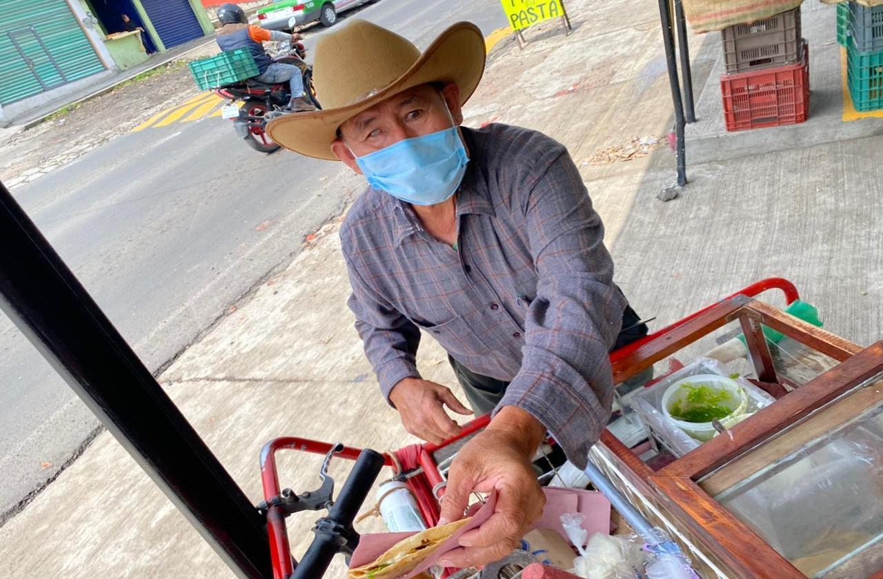 Operativos en Xalapa y covid dejaron sin trabajo a