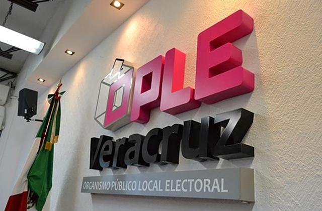 OPLE cancela elecciones 2021 en Veracruz por pandemia