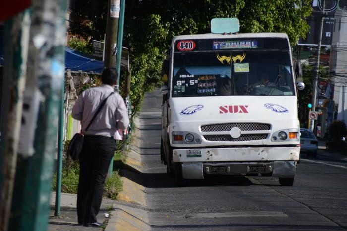 Va el dictamen del reordenamiento del transporte público