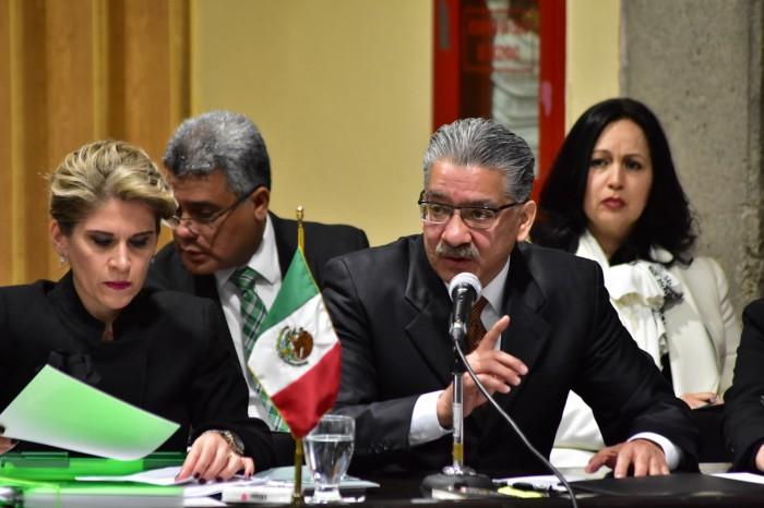 Descartan comparecencia del auditor de Veracruz por recibo de 20 mdp