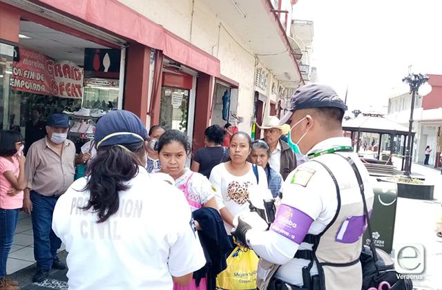 Pese a recomendaciones de SSA, Orizaba hace obligatorio uso de cubrebocas