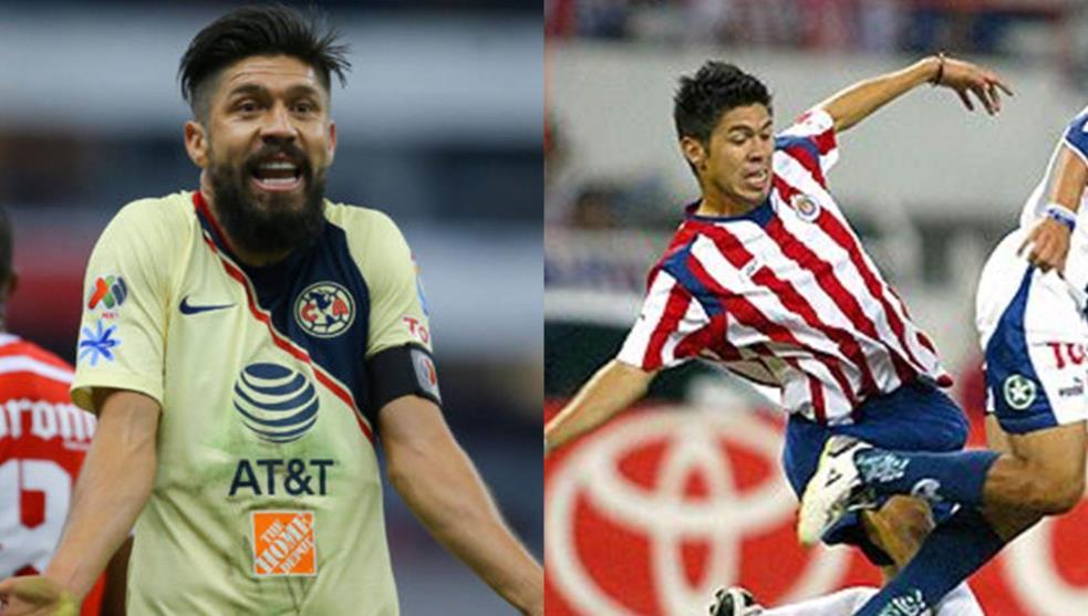 Oribe Peralta dejó el América; jugará con Chivas