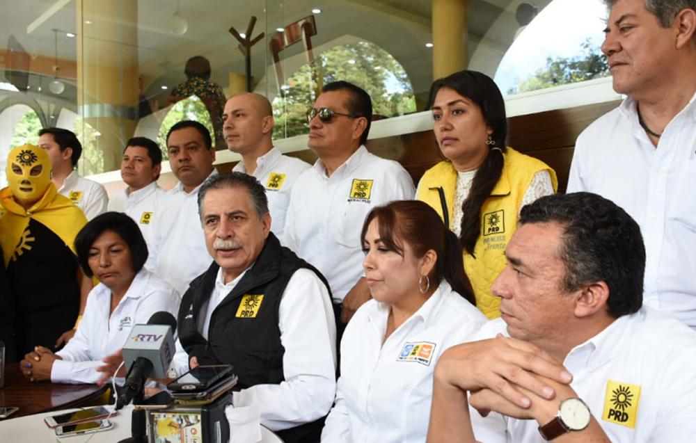 Señalamientos contra Pepe Mancha, son estrategia política: Jesús Ortega