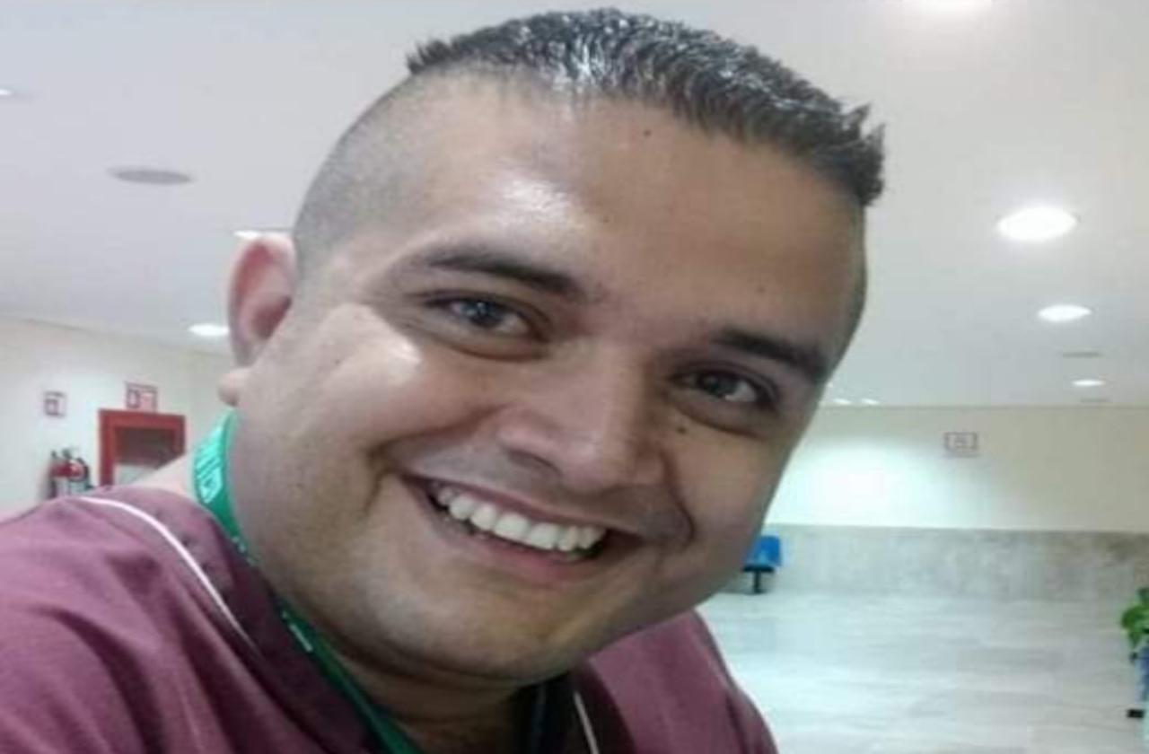 Osvaldo atendía a pacientes covid; desapareció en octubre
