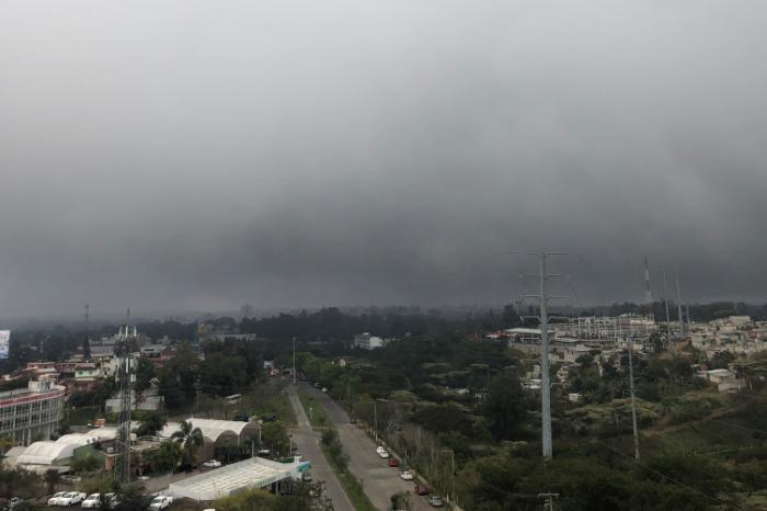 Veracruz recibió otoño con Frente Frío... y habrá más viento