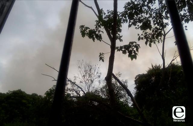 ¡3 incendios de pastizal en Xalapa! Van 5 en la semana
