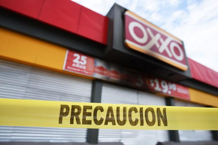 Asaltan hasta 20 tiendas de conveniencia al mes en Coatzacoalcos