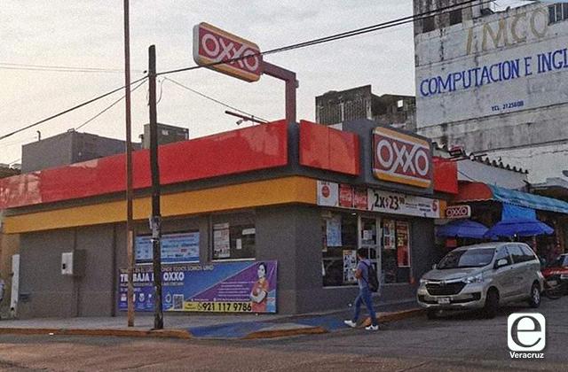 Tiendas Oxxo, las preferidas por los delincuentes en Coatza