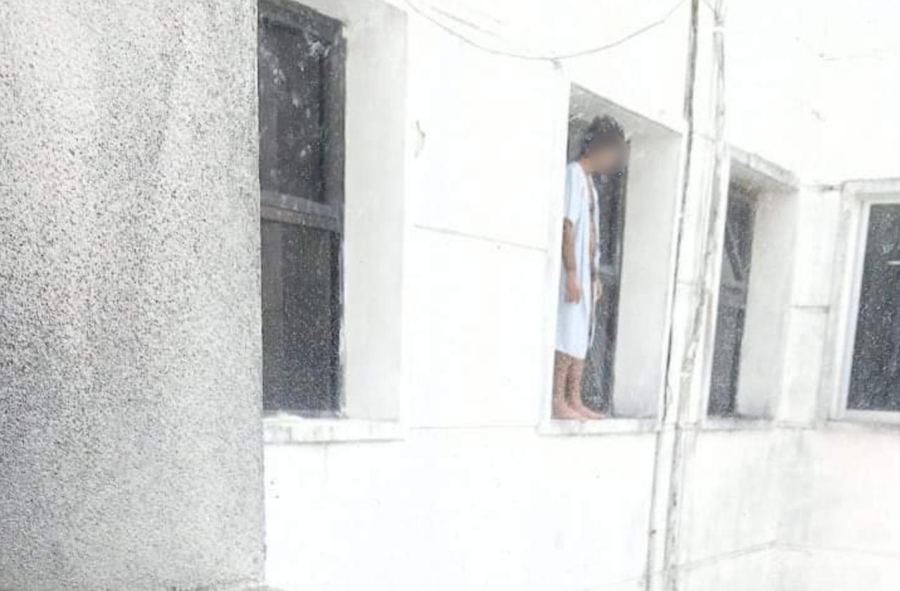 Paciente intenta suicidarse en Hospital Regional de Coatza