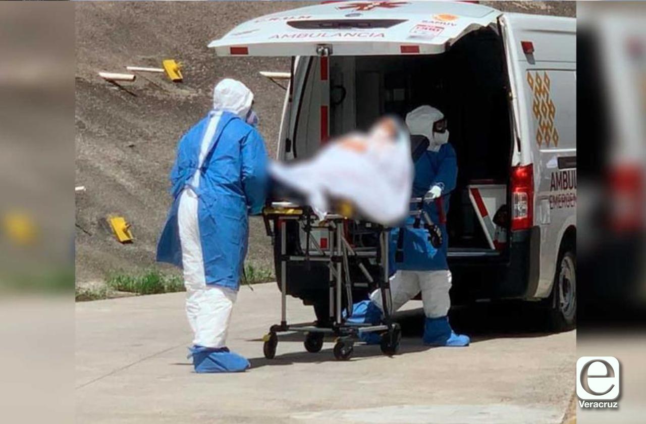 Así atenderán a pacientes covid-19 en Velódromo de Xalapa