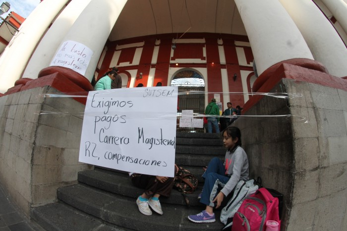 Académicos de la DGTEBAEV reclaman pagos a Duarte