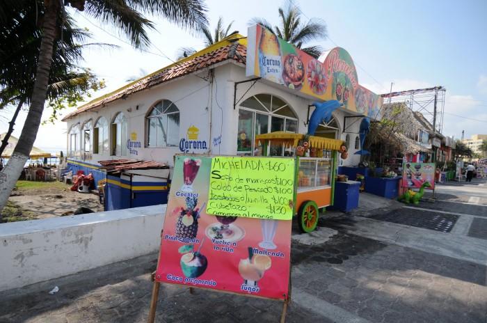 Sancionan a palaperos de Villa del Mar por abuso en precios