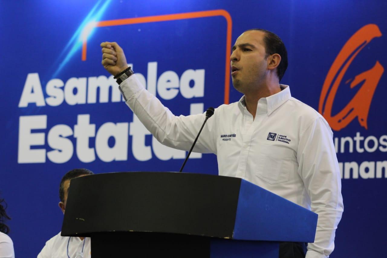 PAN se deslinda de funcionarios ligados a García Luna