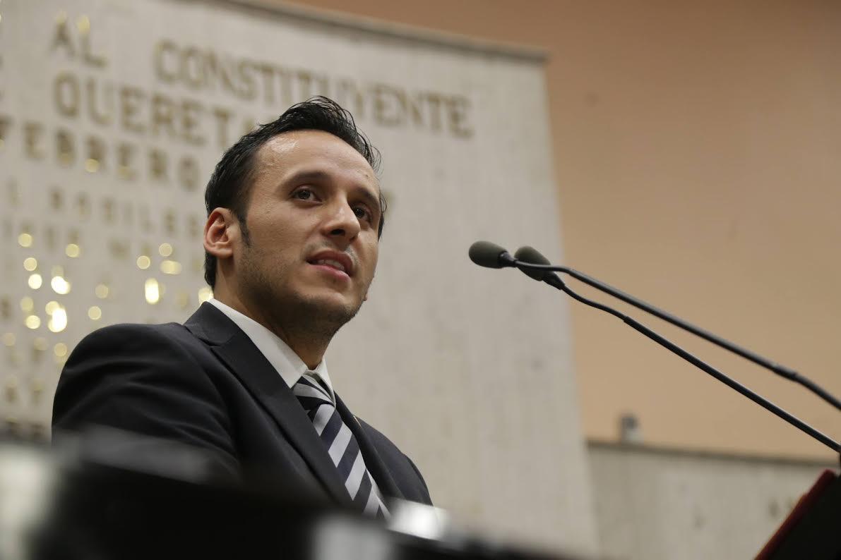 Congreso local construye consensos para Veracruz: Sergio Hernández