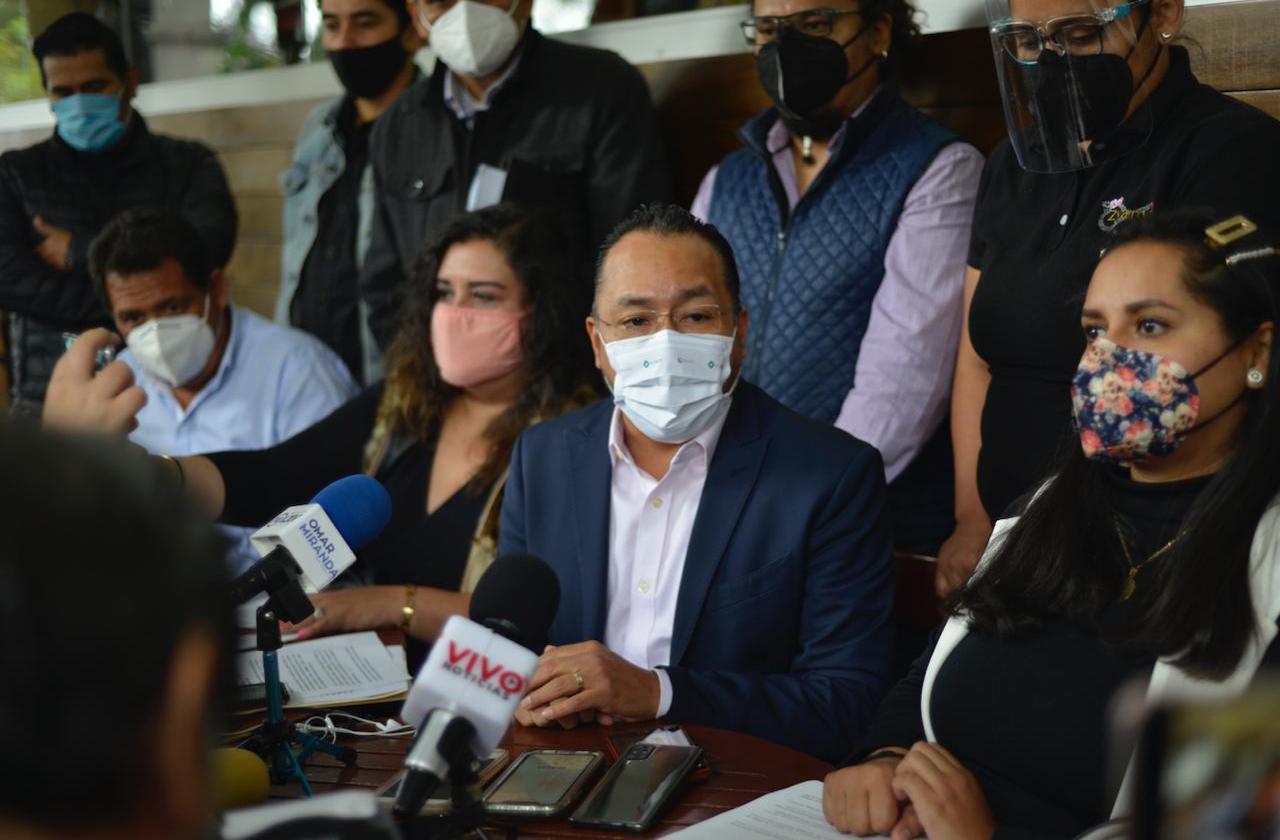 PAN pedirá sanciones severas por organizar fiestas en pandemia
