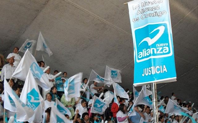Agreden a voceadores del PANAL en Martínez de la Torre
