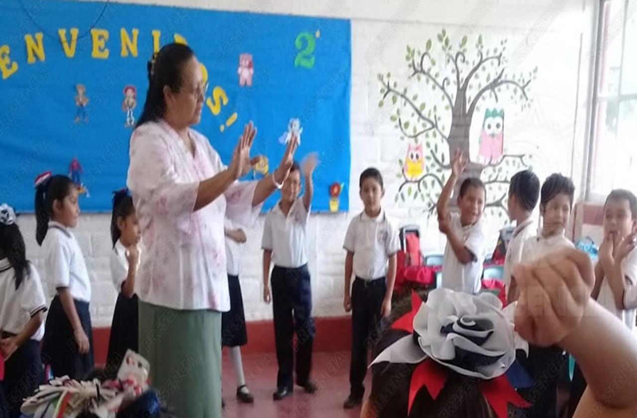 Pandemia dificultó enseñanza especial en sur de Veracruz