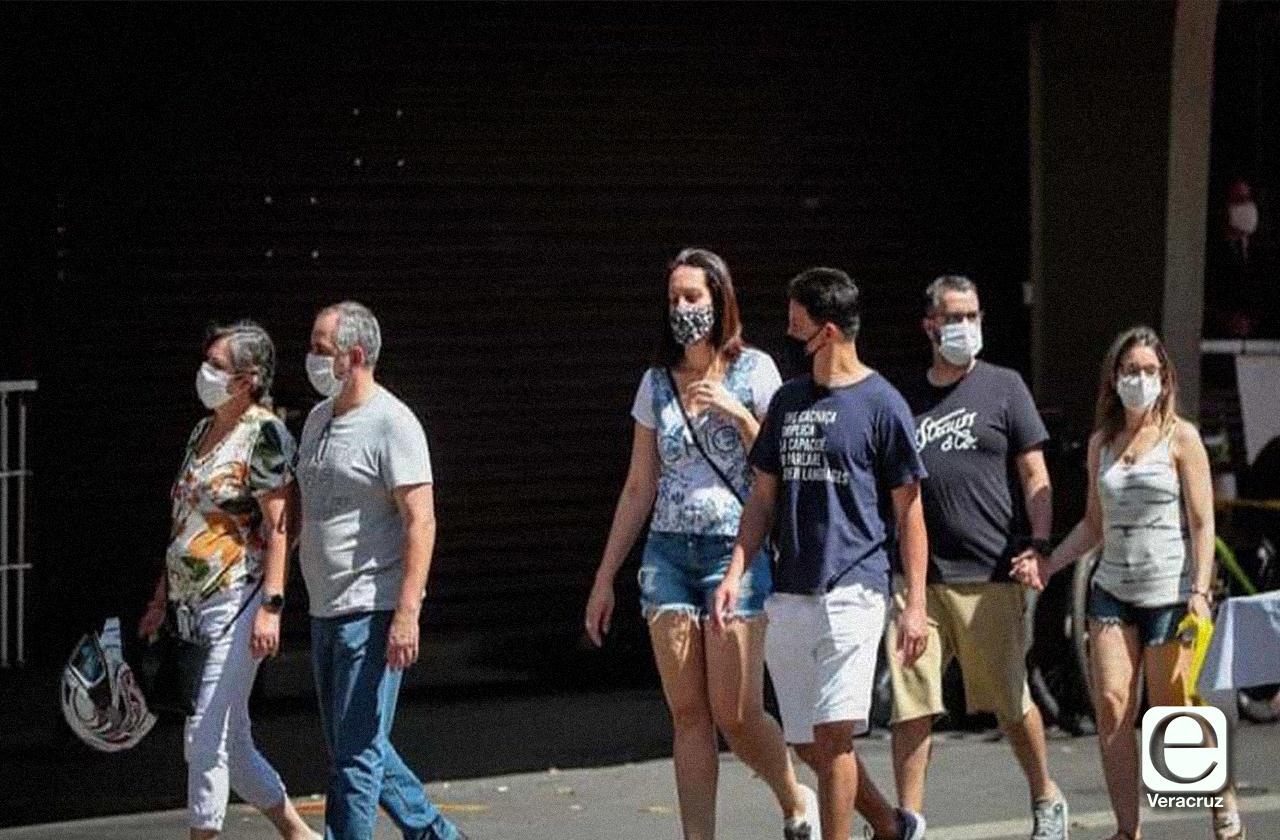 Covid-19 arrebató la vida a 30 jóvenes en Veracruz