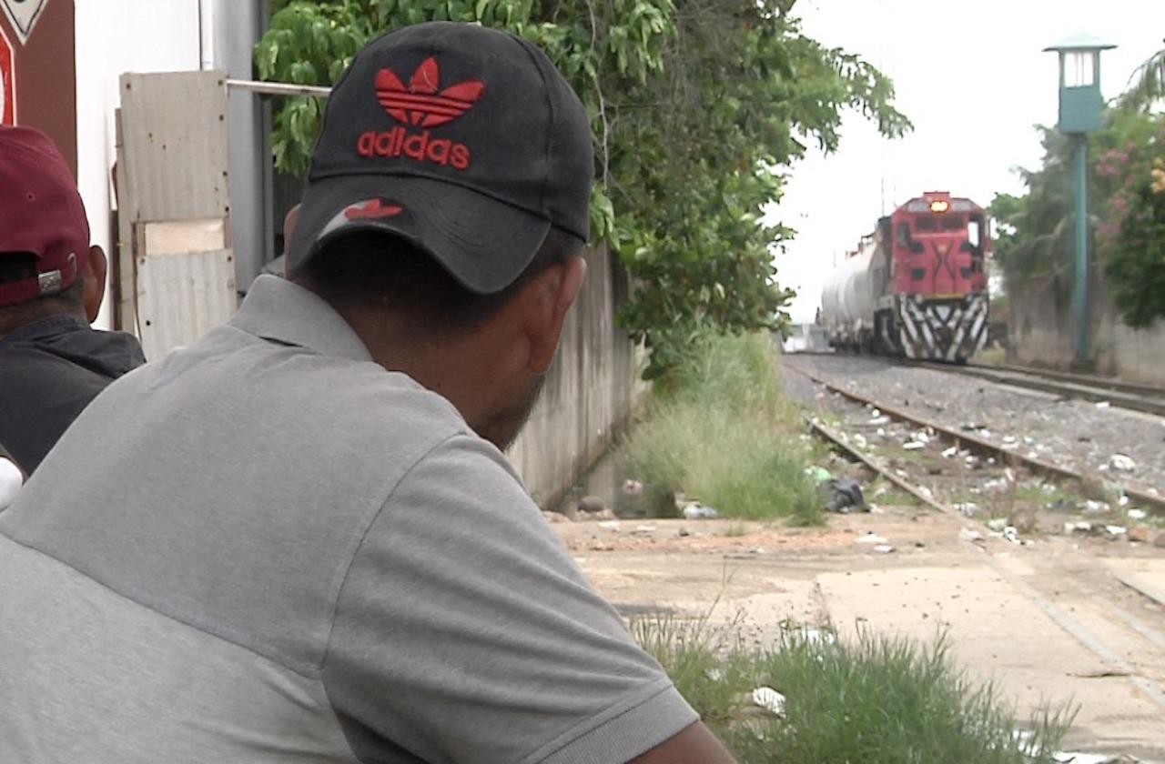 Pandemia no frena flujo migratorio en sur de Veracruz