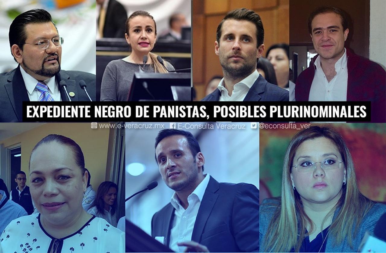"""Panistas VIP, los """"palomeados"""" a diputados pluri en Veracruz"""