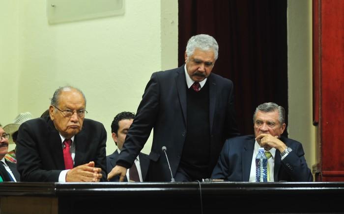 Titular de Sedarpa evade preguntas sobre presuntos casos de corrupción