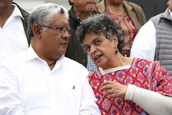 Beatriz Paredes dice que el PRI en Veracruz