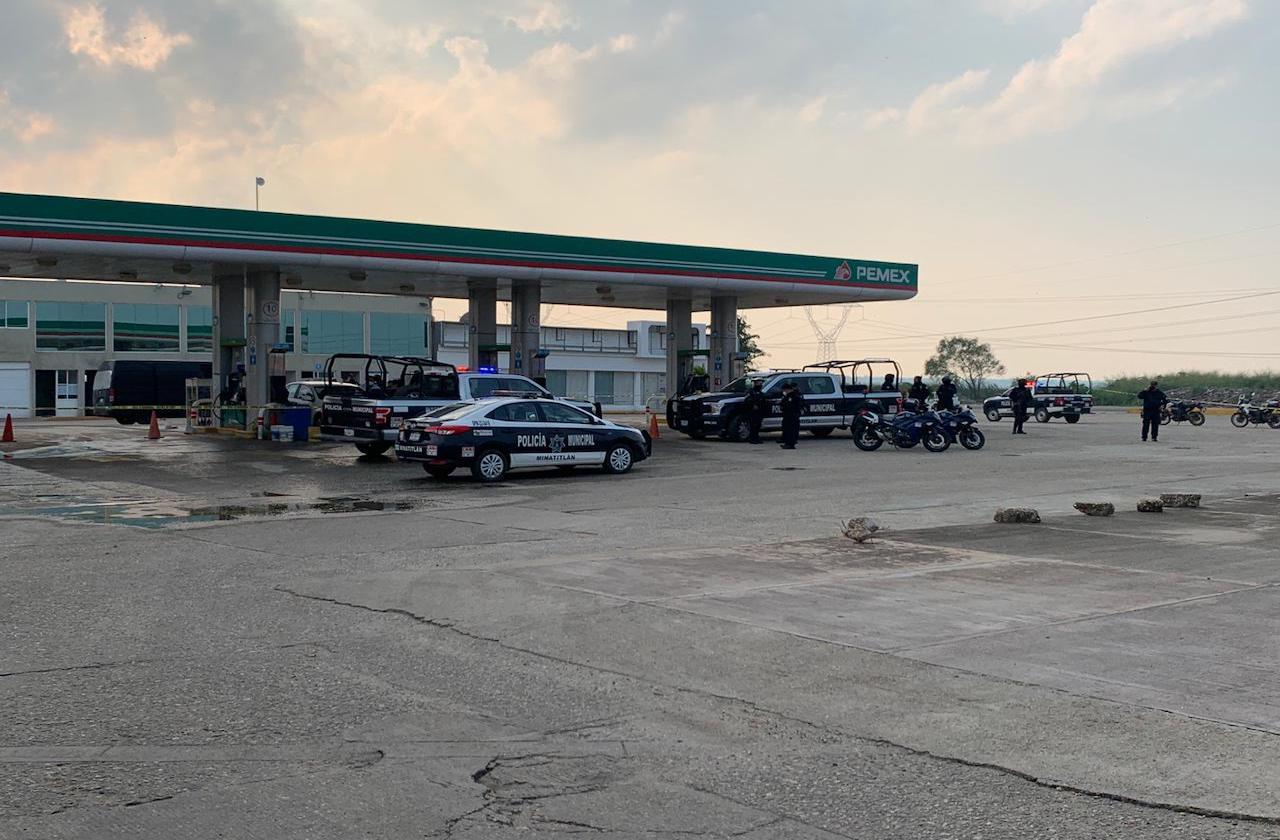 Pareja es asesinada cuando cargaba gasolina en el sur de Veracruz