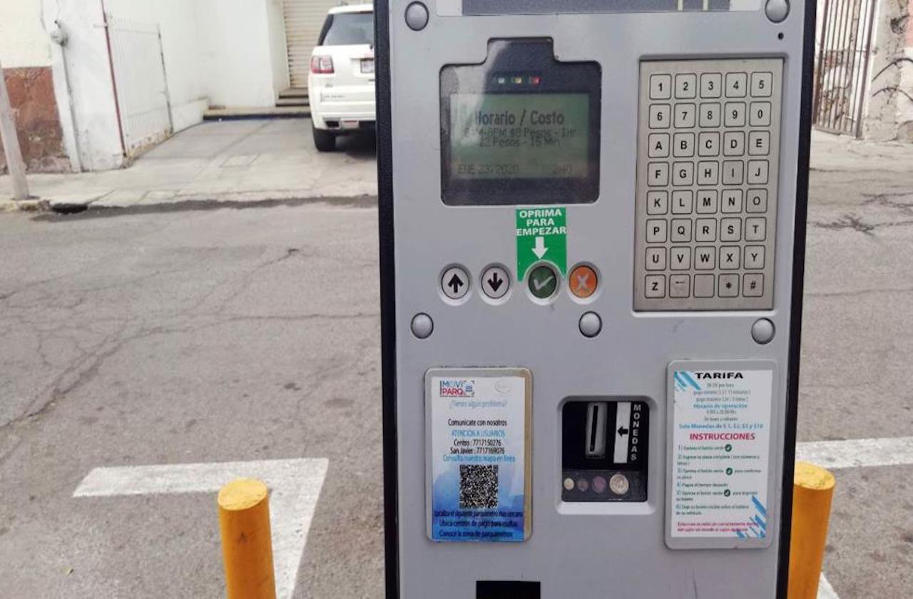 Cobro de parquímetros seguirá suspendido en Veracruz