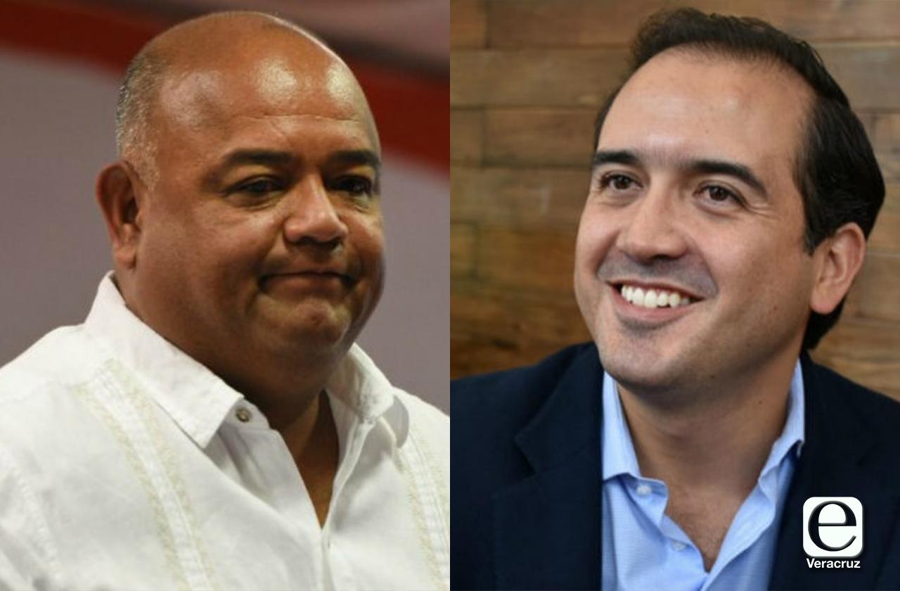 """Cisneros llama """"chiquito"""" a Yunes y le pide no politizar con coronavirus"""