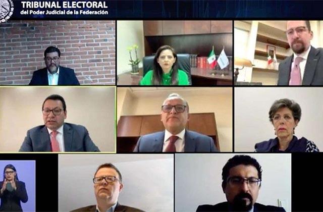 TEPFJ niega registro a México Libre, partido de Calderón y Zavala