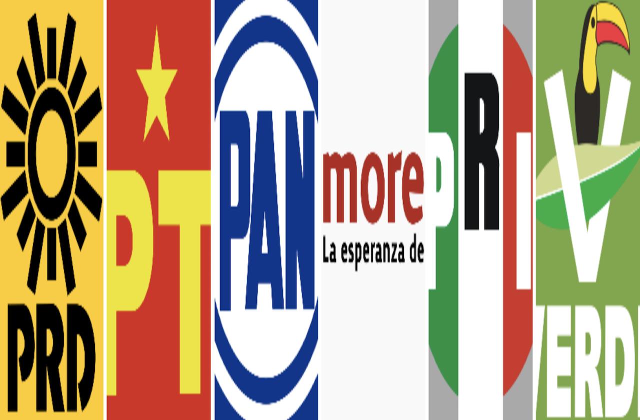 Partidos de Veracruz podrán gastar hasta 112 millones en campaña