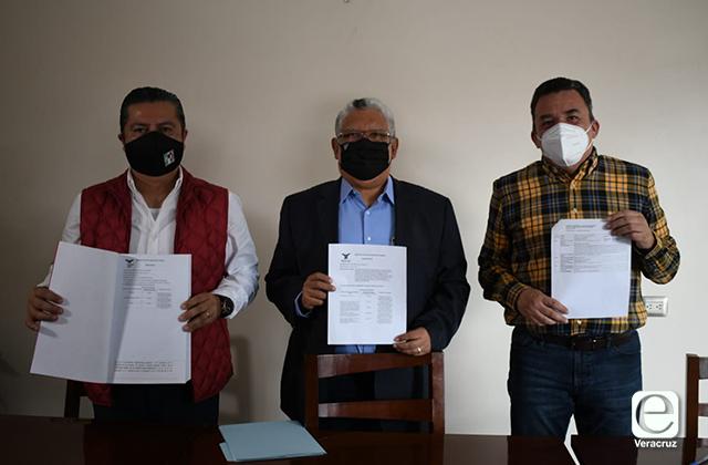 Líderes del PAN, PRI y PRD llevan a SCJN reforma electoral de Morena