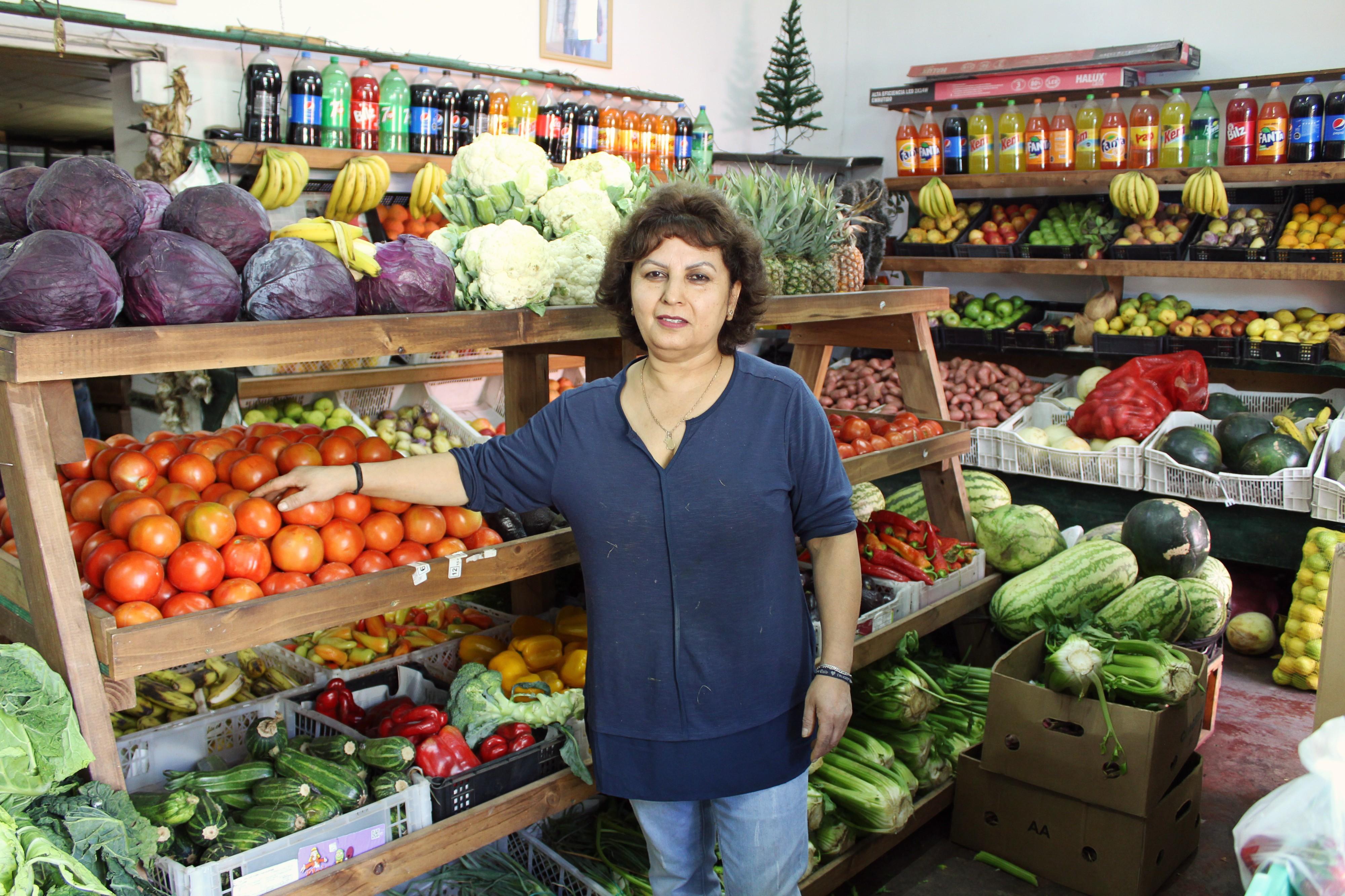 Por lo cielos precios de tomate, chile y cebolla en diciembre