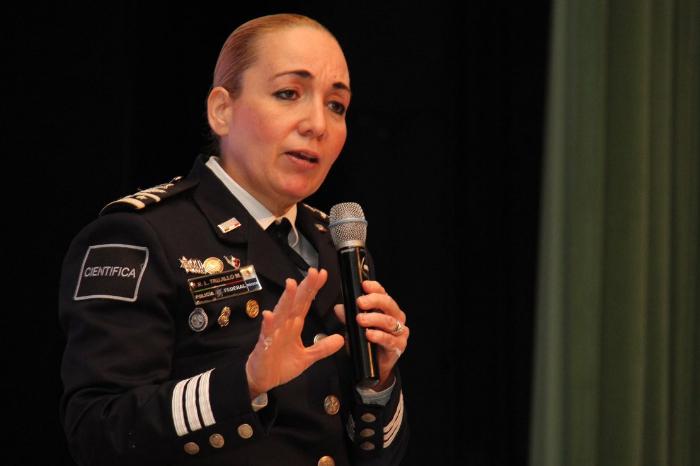 Patricia Trujillo, la veracruzana en la Guardia Nacional de AMLO