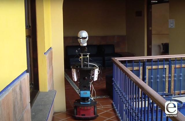 ¿Conocen a Patrolbot? Robot UV que detectaría pacientes covid