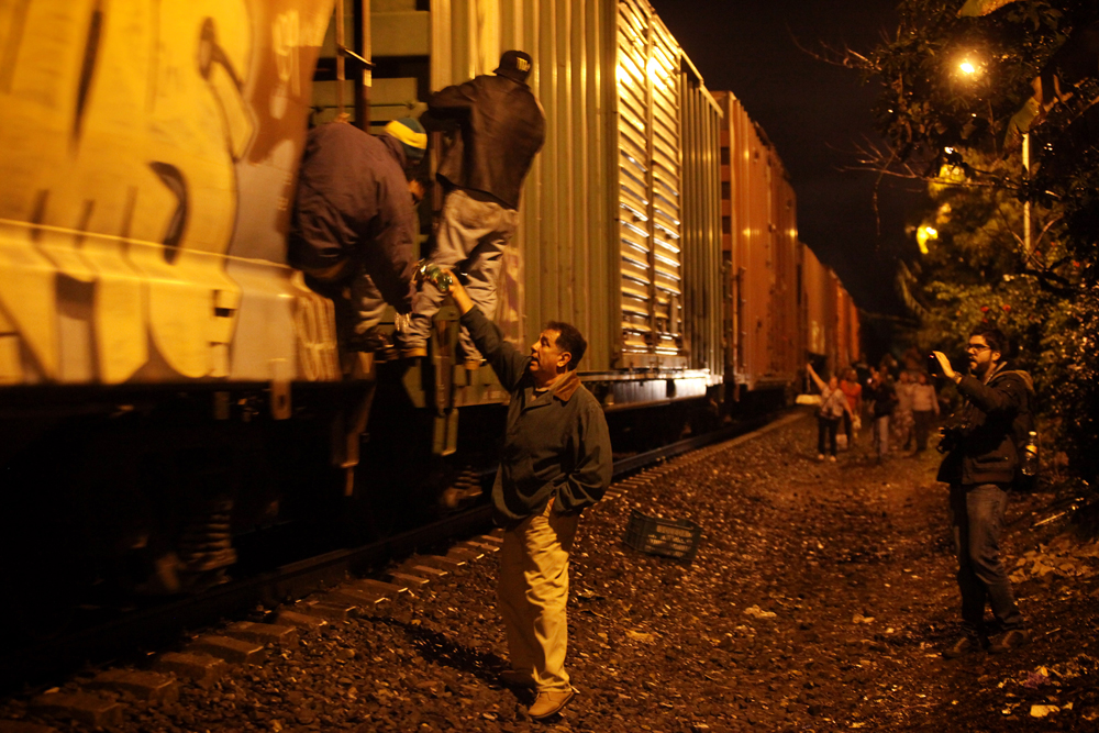 Tránsito de migrantes disminuye hasta en un 80 por ciento