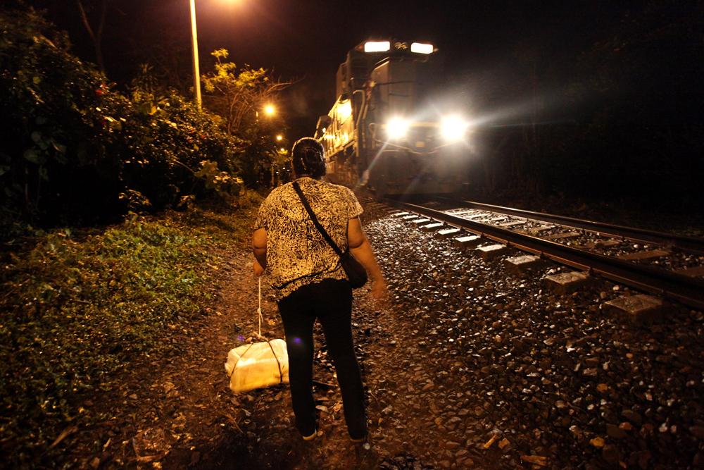 Se mantiene el flujo de migrantes: Las Patronas
