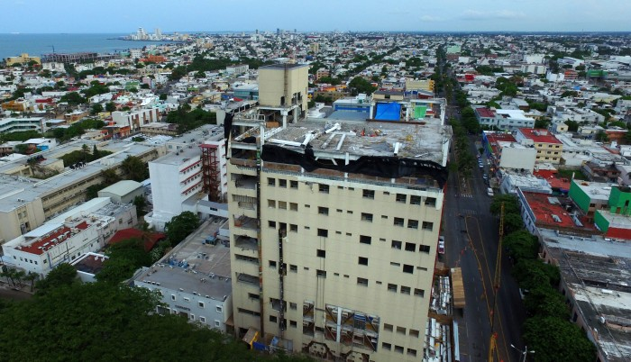 En enero trasladará área de pediatría del Hospital General a la Torre Pediátrica